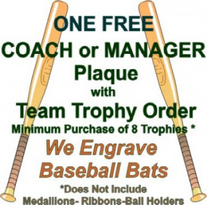 Free Plaque Offer
